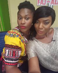 Chioma Akpotha and Uche Jombo