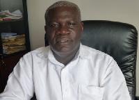 Solomon Kotei, General Secretary of the ICU,