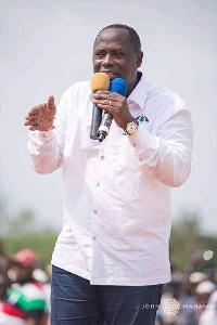 Emmanuel Armah Kofi-Buah is incumbent MP for Ellembelle Constituency