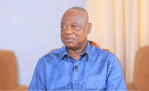 Dr Benjamin Kunbuor, former MP for Nandom