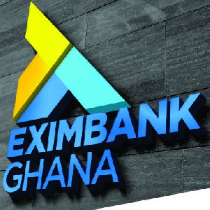 Ghana EXIM says the progress of work and growth projections are satisfactory.