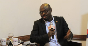 Dr Lord Mensah, Financial Economist and Senior Lecturer at the University of Ghana Business School