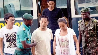 The report says Huang was connected to power brokers aside security escorts in line of her duties