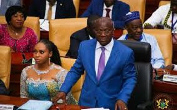 Your demands make politicians corrupt, we are not Father Christmas – Mensah-Bonsu to Ghanaians