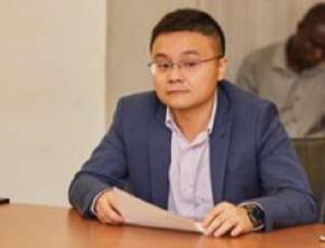 Mr. Geoffrey Li, Deputy Managing Director at Huawei Ghana