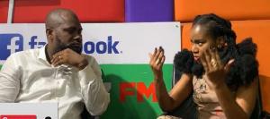 Mzvee in an interview with Abeiku Santana