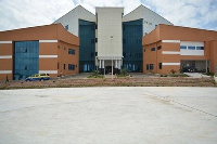 The new GPHA hospital at community 3 in Tema