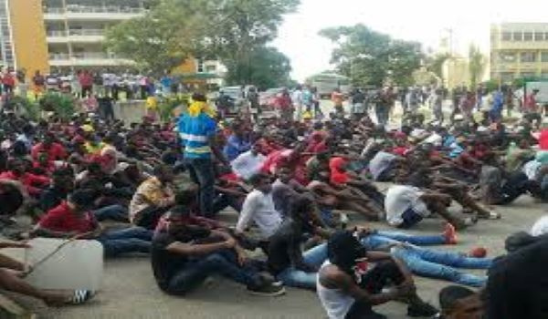 Why KNUST lecturers carry guns to lectures