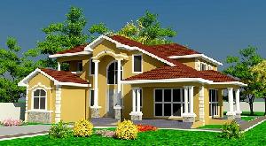 Ghana House Plan