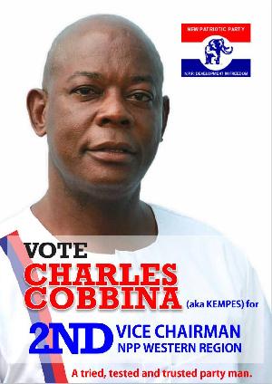 Charles Cobbina