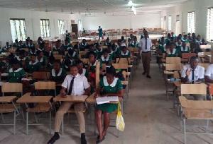 Student nurses. File photo