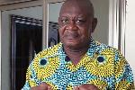Leading member of the NPP(Bono Region), Yaw Dabie Appiah Mensah