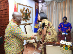 Akufo-Addo throws out petition to dismiss Jean Mensa