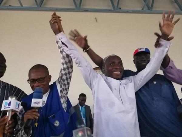 Kwasi Bonzoh won by 359 polls