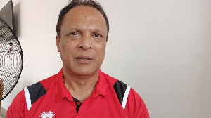 Mariano Barreto Head Coach of Asante Kotoko