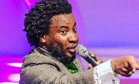 Ghanaian international gospel musician, Sonnie Badu