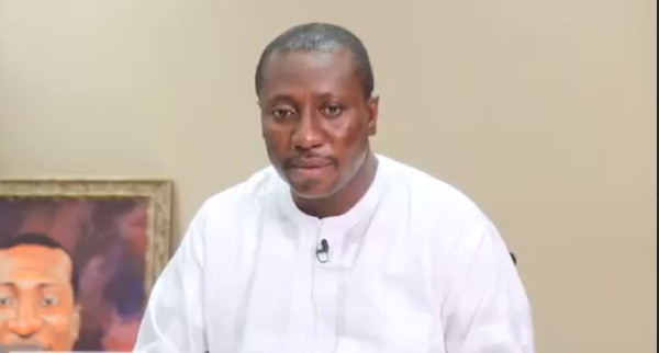 Akufo-Addo deserves praise for listening to calls to cut size of gov't – Afenyo Markin