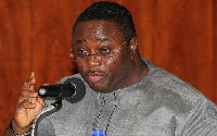 Director of Elections of the NDC, Elvis Afriyie-Ankrah
