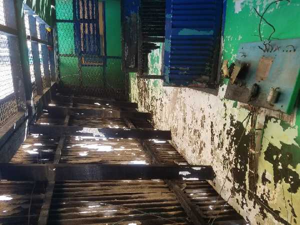 Social Welfare Girl's Vocational Centre appeals for support to renovate burnt dormitory