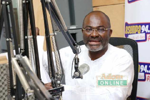 Kennedy Agyapong AsempaFM