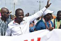 Emmanuel Armah Kofi-Buah secured victory in his fourth time in the contest
