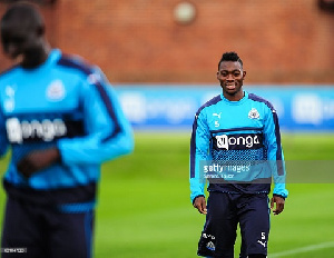 Atsu played a role in Kenedy's decision to join Newcastle