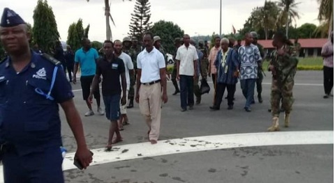 Volta secessionists will be dealt with – Government