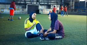 Somilain Girls Team
