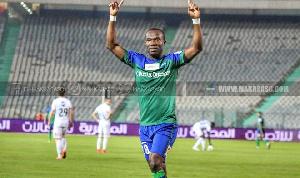 Ghanaian striker,John Antwi