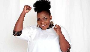 Award-winning gospel musician Celestine Donkor
