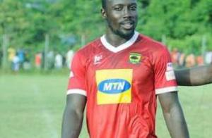 Former Asante Kotoko defender Samuel Kyere