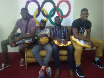 Ghana's reps for the games