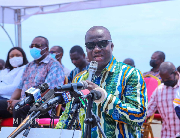Lands Minister okays Electrochem operations on Songhor Salt project