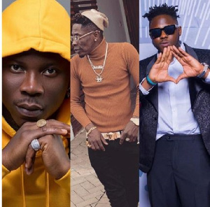 Stonebwoy and Medikal's concert squashed major beefs in the showbiz industry