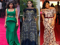 Veteran Nollywood actress Rita Dominic