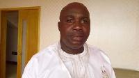 Isaac Koomson, Greater Accra Region representative of Aduana Stars