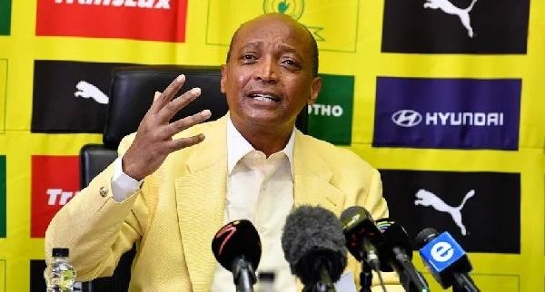 CAF president, Patrice Motsepe