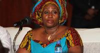 Sedina Christine Tamakloe Attionu, the former CEO of MASLOC