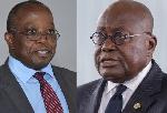 Prof Kwaku Azar pans Akufo-Addo over Domelevo's 'unusual' retirement