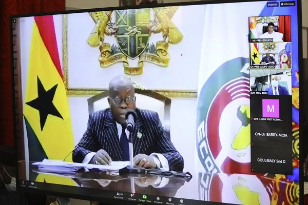 New variant of coronavirus worsening the exogenous shocks in W/A – Akufo-Addo