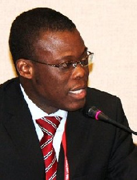 Mr Fifi Kwetey — Minister of Food and Agriculture