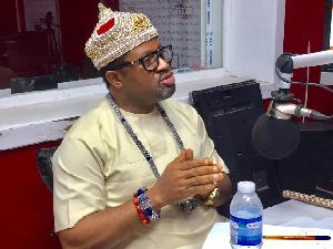 Eze Dr Chukwudi Jude Ihenetu, The King of Igbo community in Ghana