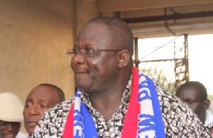 Paul Afoko NPP Chair