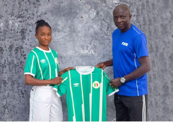 Hasaacas Ladies sign women\'s FA Cup top scorer for Africa campaign