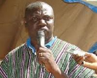 Moses Dramani Luri is the Executive Director of Social Initiative for Literacy and Dev't Programme