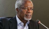 Kofi Annan, Former UN Secretary General