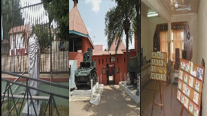 Museums play a very important role in Ghana's tourism sector