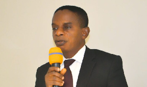 Deputy Auditor General, Lawrence Ayagiba