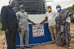 Two communities get mechanised boreholes
