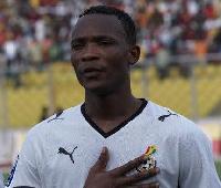 Ex- Ghanaian defender John Paintsil